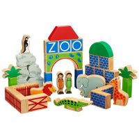 Lanka Kade - Zoo Building Blocks