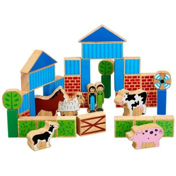 Farm Building Blocks
