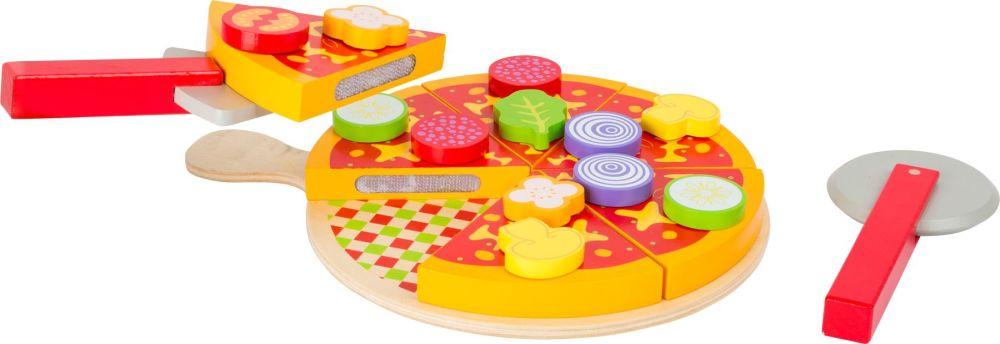 Cuttable Pizza
