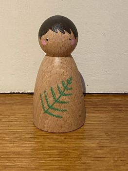 Peg Doll, Forest Friends - Fern