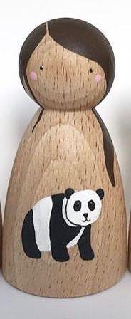 Endangered Animals - Panda