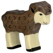 Lamb, black - Holztiger