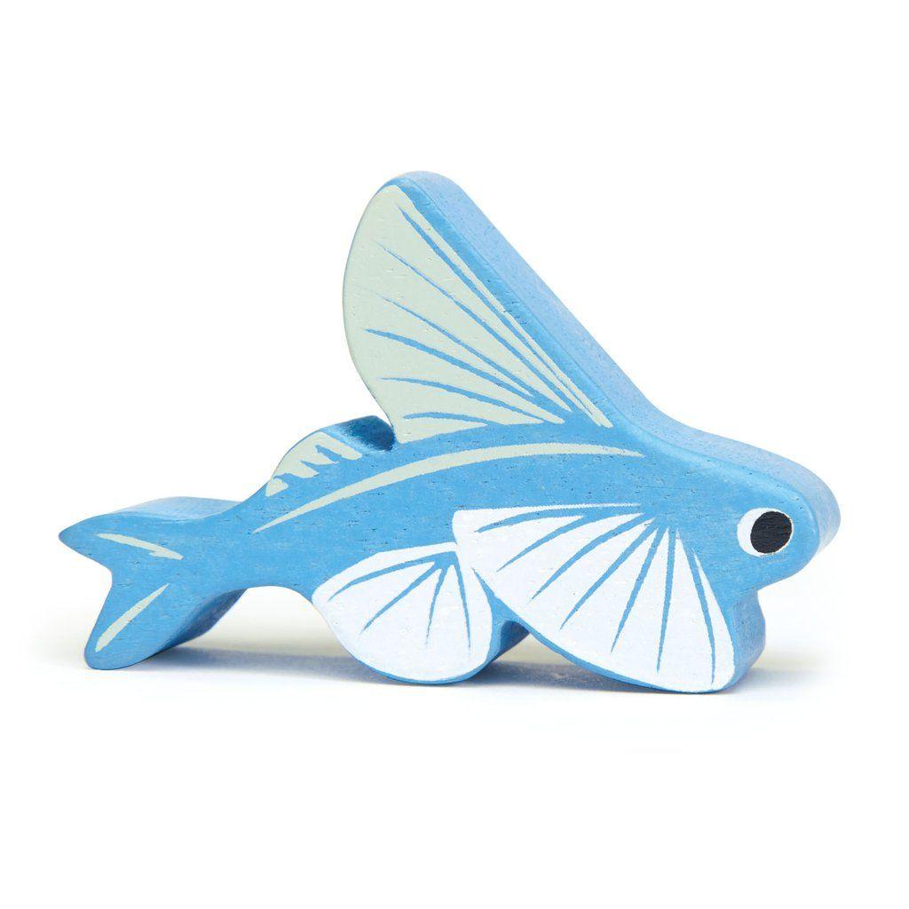 Coastal Animals - Flying Fish