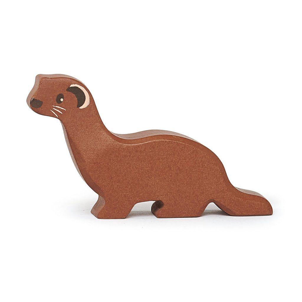 Woodland Animal - Weasel