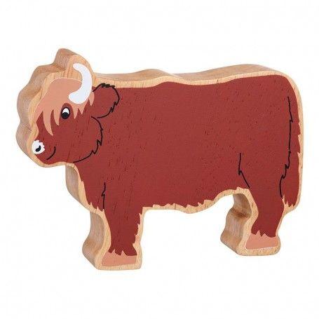 Lanka Kade - Farm, Brown Highland Cow