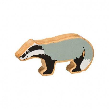 Grey Badger