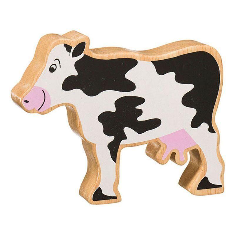 Lanka Kade - Farm, Black & White Cow