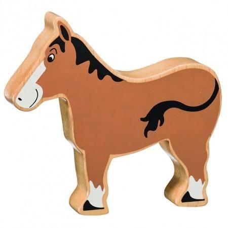 Lanka Kade - Farm, Brown Horse