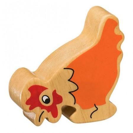 Farm - Natural Orange Hen