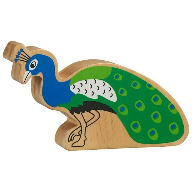 World Animal - Peacock