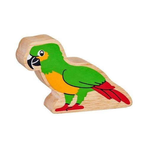 World Animal - Green & Yellow Parrot