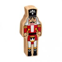 Lanka Kade - Figure, Red & White Nutcracker