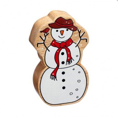 Lanka Kade - Christmas, White Snowman
