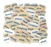 Tricky Word  Pebbles Set 2