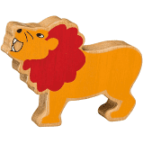 Lanka Kade - World Animal, Lion (without tail)