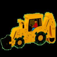 Lanka Kade - Digger 1-10 Jigsaw