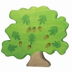 Oak Tree - Holztiger