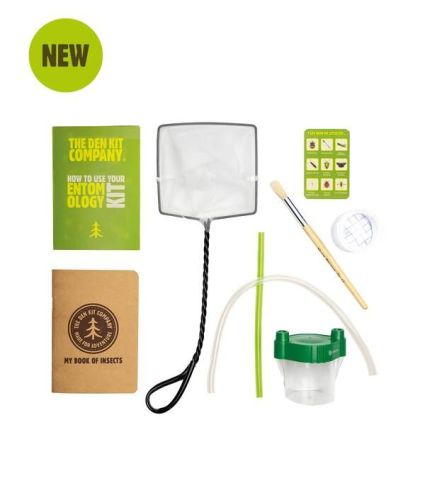 The Entomology Kit