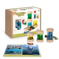 Guidecraft Treasure Tubes - Primary