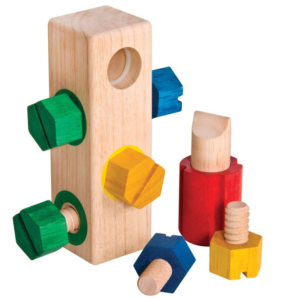 Guidecraft Screw Block
