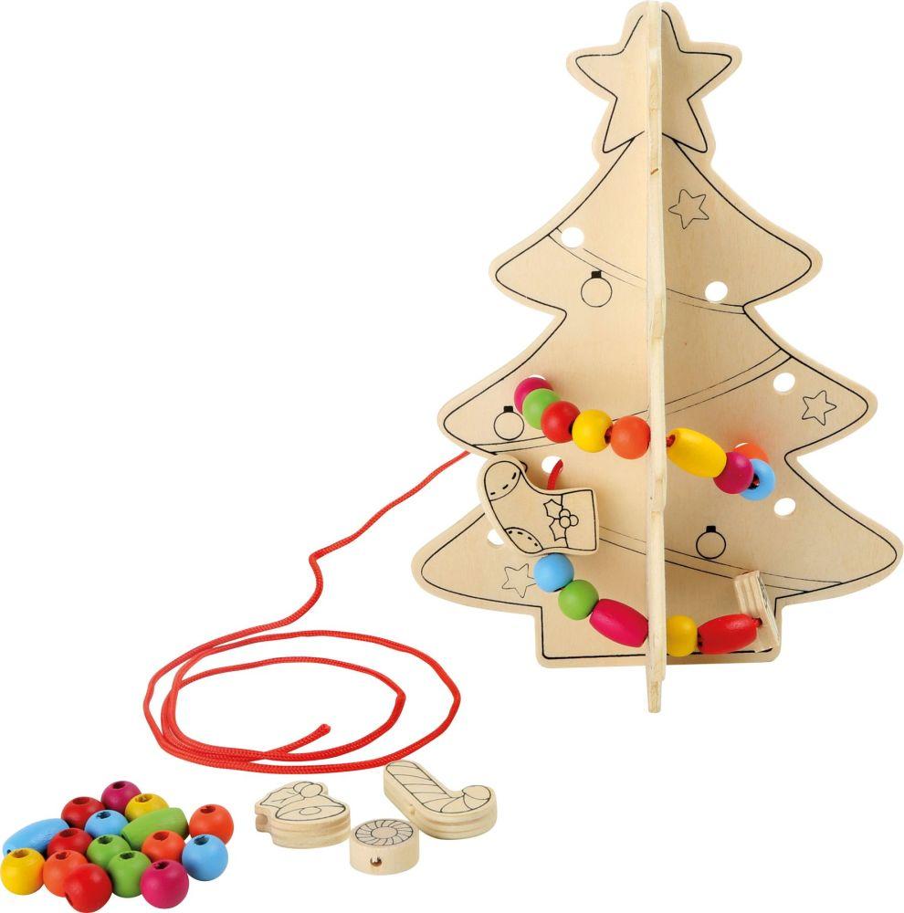 Threading Christmas Tree