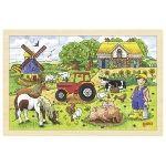 Mr Millers Farm Puzzle