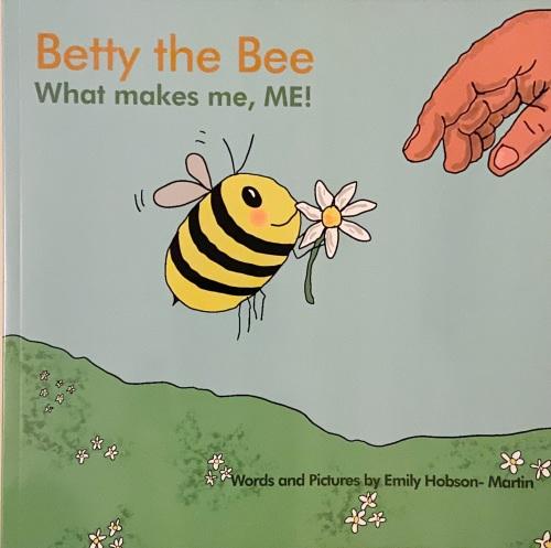 Betty the Bee Children's Book