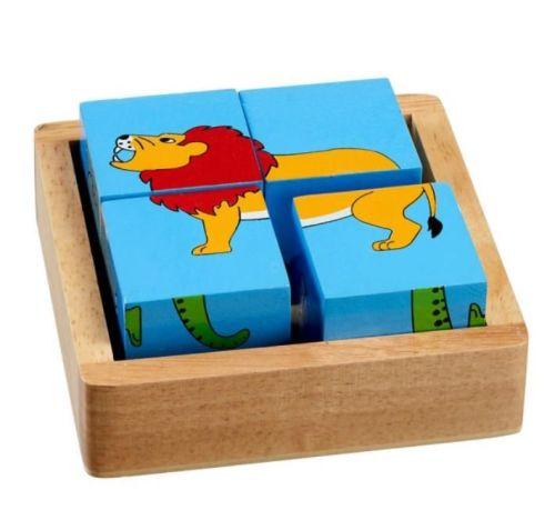 World Animal Block Puzzle