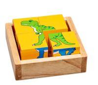 Lanka Kade - Dinosaur Animal Block Puzzle