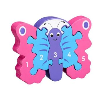Lanka Kade - Butterfly 1-5 Jigsaw
