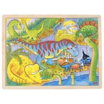 Puzzle - Dinosaurs Jigsaw
