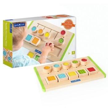 Guidecraft Tactile Matching Maze
