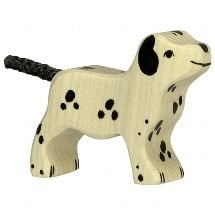 Dalmation, Standing, Small - Holztiger