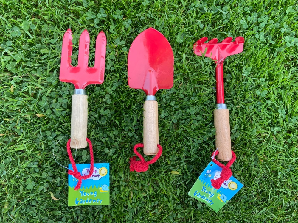 Garden tool set  - GREEN