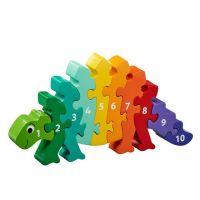 Lanka Kade - Dinosaur 1-10 Jigsaw