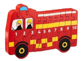 Lanka Kade - Fire Engine 1-10 Jigsaw