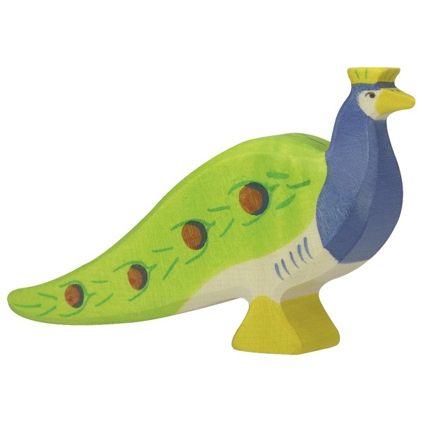 Peacock - Holztiger