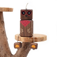 Ned the Robot - Robin Ned -  Exclusive to The Wooden Play Den