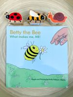 Betty the Bee Book & Story Sack