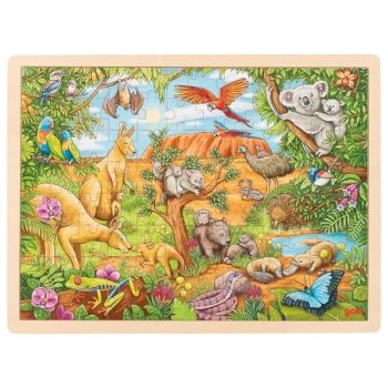 Puzzle - Australian Animals