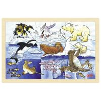 Puzzle - Arctic Animals
