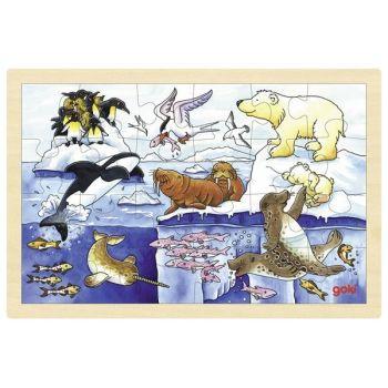 Puzzle - Arctic Animals