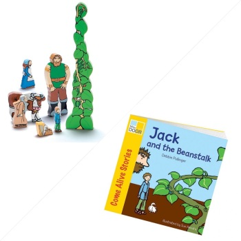 Jack and the Beanstalk Story Sack