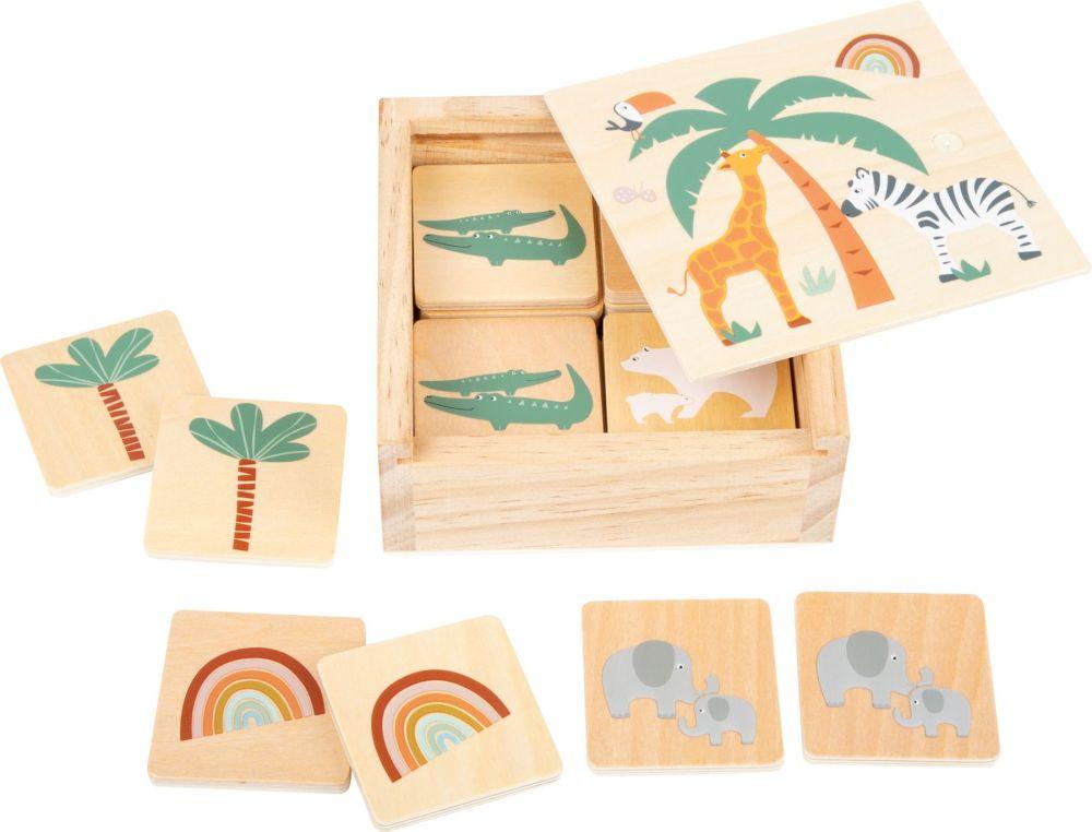 Memory Game, Safari