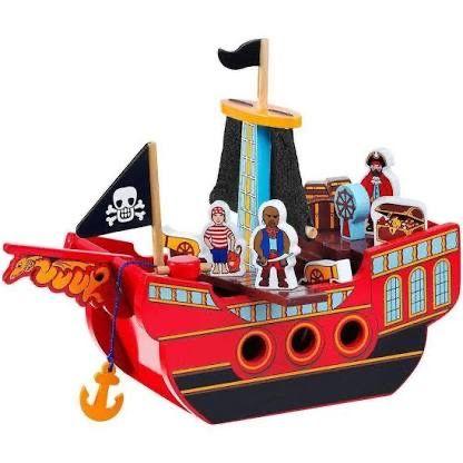 Lanka Kade - Pirate Ship +14 Pieces