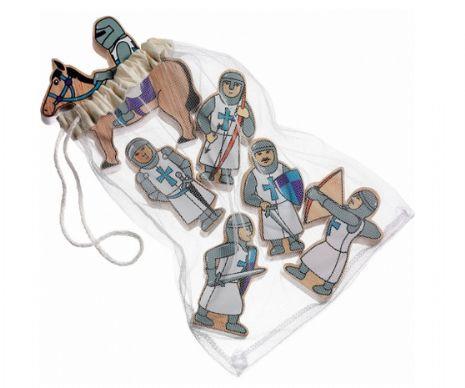 Lanka Kade - Bag of 6 Blue Knights