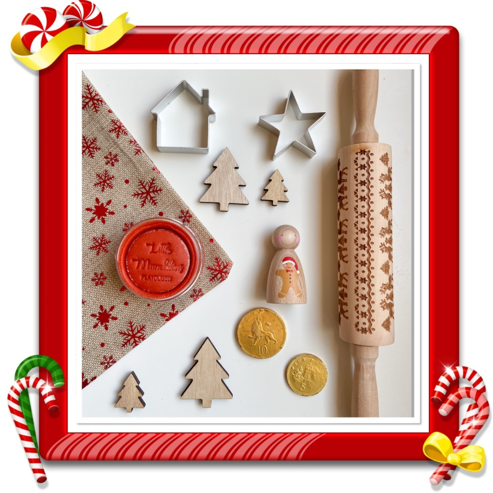 Christmas Eve Craft Bag - PRE ORDER
