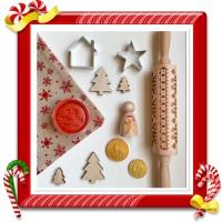 Christmas Eve Craft Bag