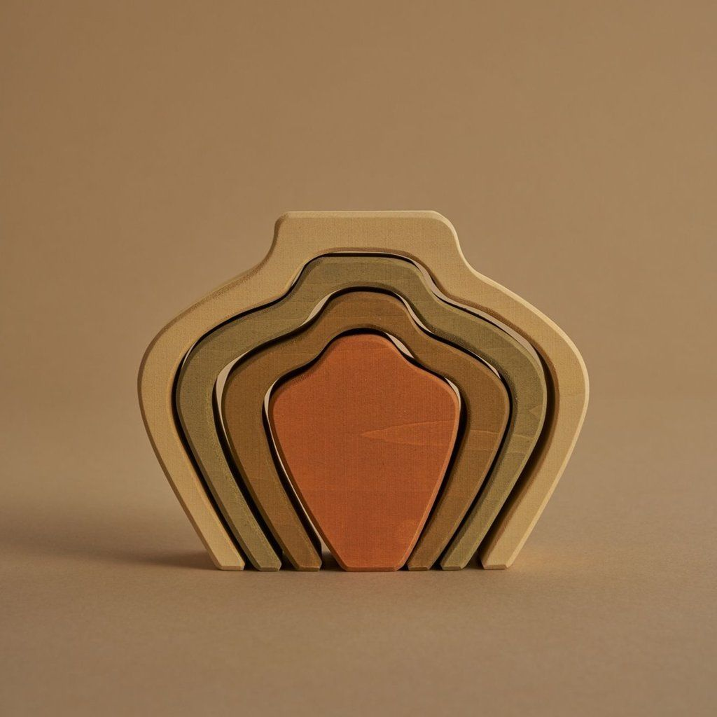 Raduga Grez, Vase Arch Stacker