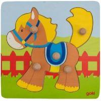 Horse Peg